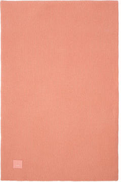 Acne Studios Pink Bansy L Face Scarf