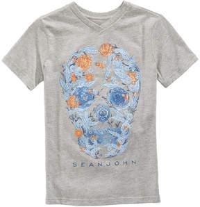 Sean John Dynasty Ii Graphic-Print T-Shirt, Big Boys