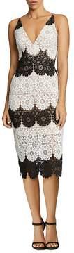 Dress the Population Vera Lace Dress