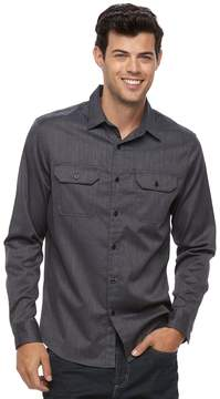 Apt. 9 Men's Premier Flex Slim-Fit Stretch Casual Button-Down Shirt