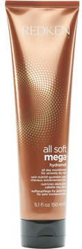 Redken Allsoft Mega Hydramelt Hair Treatment - 5.1 oz.