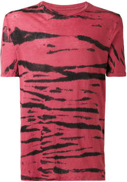 Faith Connexion striped T-shirt