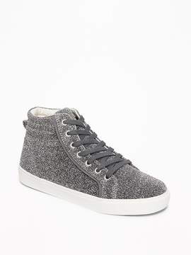 Old Navy Metallic High-Tops for Girls