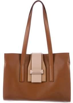 Max Mara Leather 'A' Bag