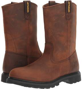 Caterpillar Revolver Men's Work Pull-on Boots