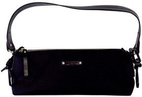 Kate Spade Dark Brown Vinyl Mini Handbag - BROWN - STYLE