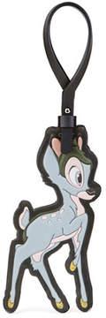 Givenchy Bambi® Leather Keychain, Multi