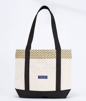 Vineyard Vines New Orleans Saints Classic Tote