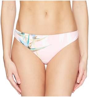 Bikini Lab THE Pastel Paradise Cinched Back Hipster Bikini Bottom Women's Swimwear
