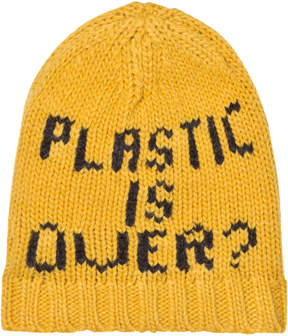 Bobo Choses Gold Plastic is Over? Beanie