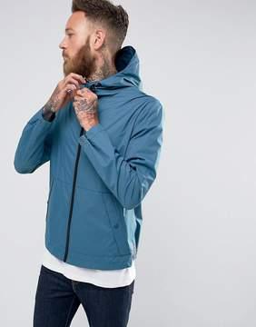 Hunter Lightweight Packable Jacket in Blue