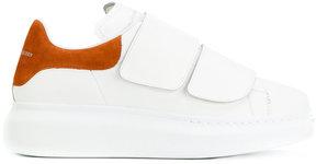 Alexander McQueen strap sneakers