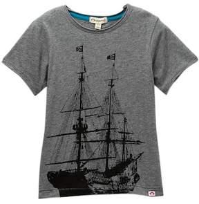 Appaman Pirate Ship Tee (Toddler, Little & Big Boys)