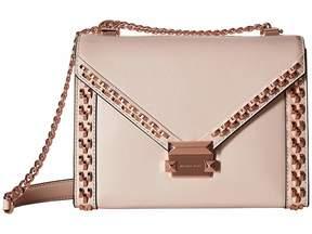 MICHAEL Michael Kors Whitney Large Shoulder Shoulder Handbags