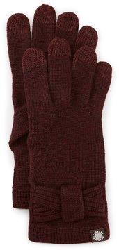 UGG Bow Tech Gloves