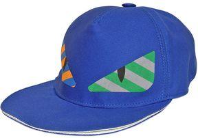 Monster Cotton Gabardine Baseball Hat