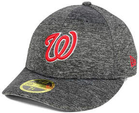 New Era Washington Nationals Shadowed Low Profile 59FIFTY Cap