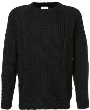 EN ROUTE long sleeved chunky knit jumper