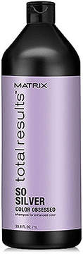 Matrix Total Results So Silver Shampoo, 33.8-oz.