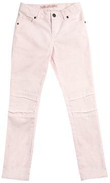 Zadig & Voltaire Destroyed Cotton Denim Jeans