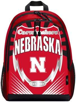 NCAA Nebraska Cornhuskers Lightening Backpack by Northwest