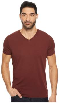 AG Adriano Goldschmied Bryce Vee Short Sleeve Tee Men's T Shirt