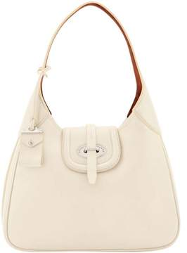 Dooney & Bourke Florentine Toscana Large Hobo Shoulder Bag - BONE - STYLE