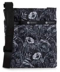 Le Sport Sac Madison Floral Mini Crossbody Bag