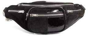 Alexander Wang Attica Leather & Suede Fanny Pack