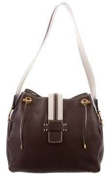 Loro Piana Leather Bucket Bag