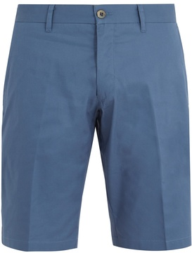 J.w.brine J.W. BRINE Free Donnie stretch-cotton chino shorts