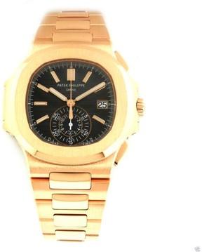 Patek Philippe Nautilus 5980/1R 40.5mm 18K Rose Gold Watch