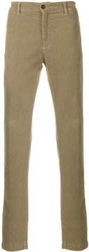 Massimo Alba classic textured trousers
