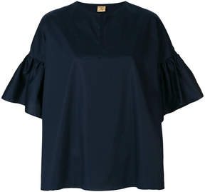 Fay bell sleeved blouse