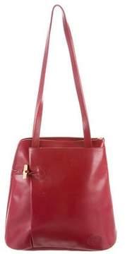 Longchamp Roseau Leather Bag