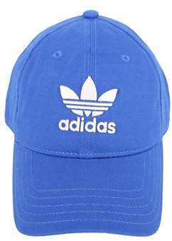 adidas Men's Blue Cotton Hat.
