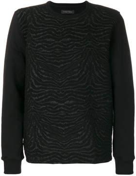 Christian Pellizzari textured jumper