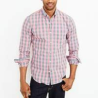 J.Crew Factory Slim tall washed shirt
