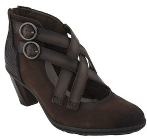 Earth Women's 'Amber' Buckle Bootie