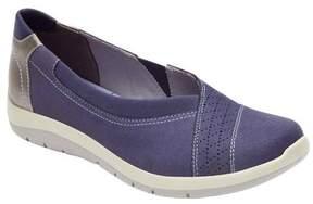 Aravon Women's Wembly Envelope Slip On Shoe