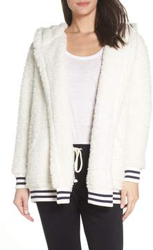 Cozy Cardigan with Pockets and Hood