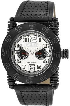 Equipe Tritium Coil White Dial Men's Watch