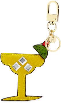 Neiman Marcus Margarita Embellished Charm, Yellow
