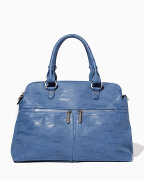 Charming charlie Tegan Duo Zip Tote