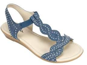 Rialto Women's Gemma T-strap Sandal.
