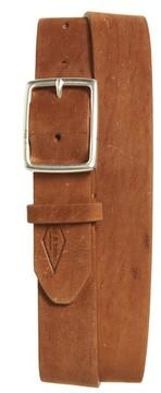Rag & Bone Men's Leather Belt
