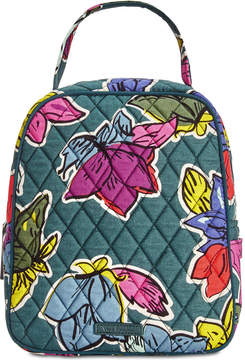 Vera Bradley Signature Lunch Bunch Bag - FALLING FLOWERS - STYLE