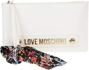 Love Moschino Foulard Clutch