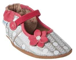 Robeez Kids' Mary Jane Becca Shoe.
