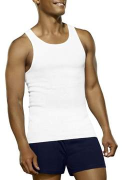 Fruit of the Loom Big Men's Tag Free White A-Shirts, 3 Pack